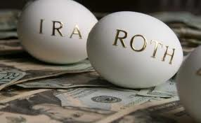 Roth IRA account