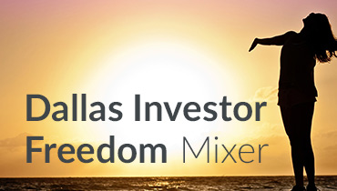 Dallas Investor Freedom Mixer