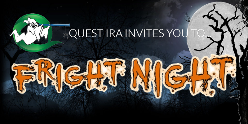 Quest Trust Company's Annual FRIGHT NIGHT Event
