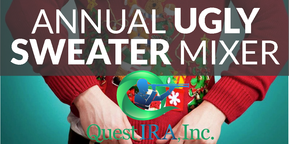 Annual Ugly Sweater Mixer!