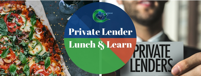 Private Lender Lunch and Learn with Brant Phillips