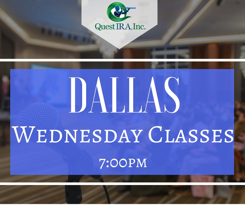 Weekly Wednesday Classes | Dallas, TX