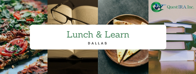 Lunch & Learn: Market Update with Guest Speaker – Alex Glass