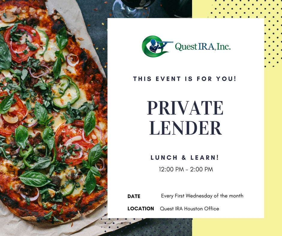 Monthly Lunch & Learn's | Houston, TX