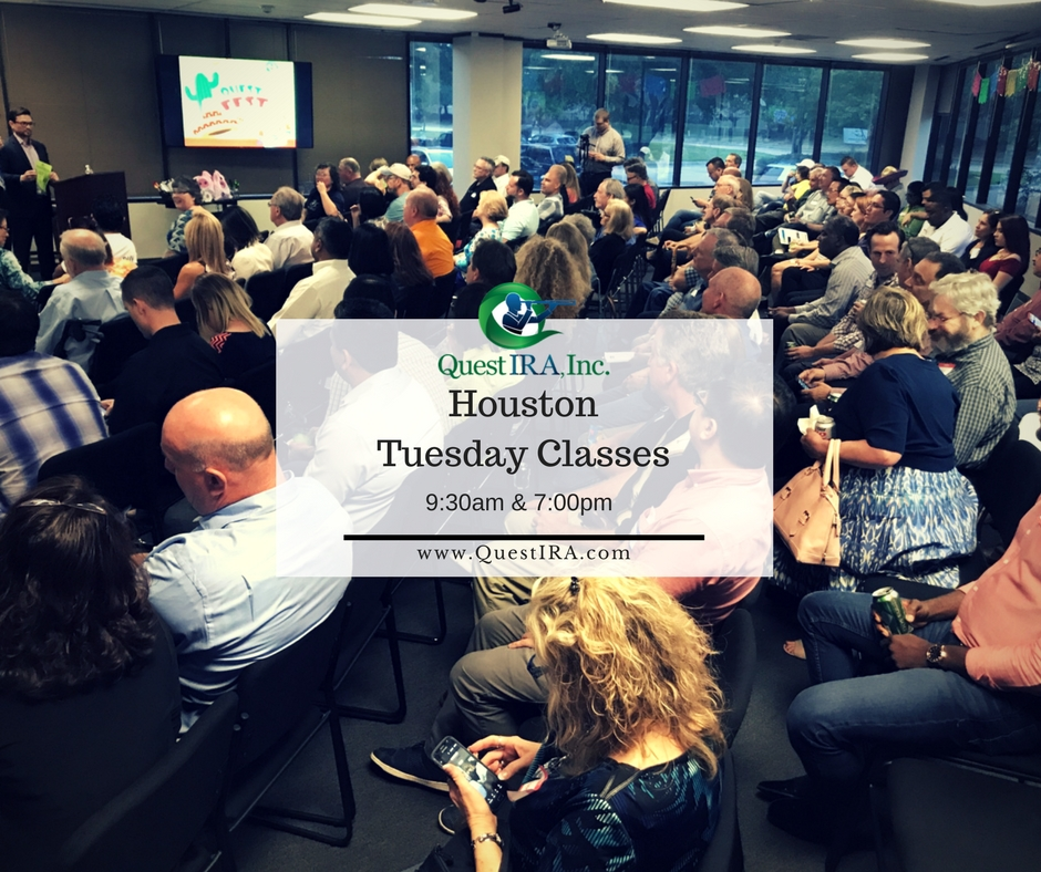 Weekly Tuesday Classes | Houston, TX