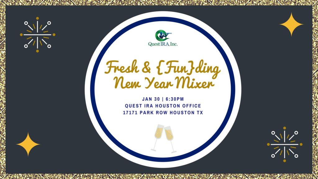 Fresh & {FUN}ding New Year Mixer
