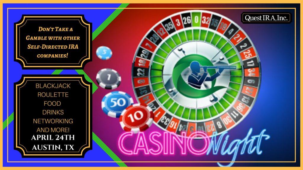 Quest Trust Company Casino Night