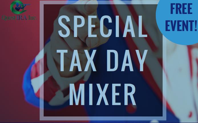 Special Tax Day Mixer (Houston, TX)
