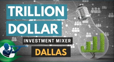 Trillion Dollar Investment Mixer with Nate Hare