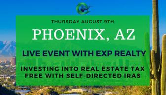 SDIRA Live Class | Phoenix, AZ