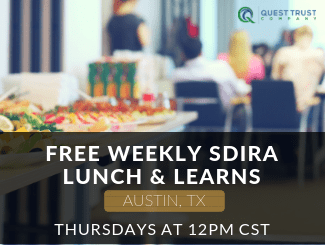 Weekly Lunch & Learns | Austin, TX