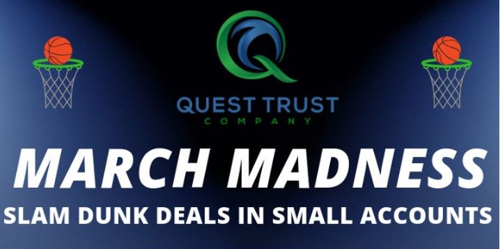 March Madness – Slam Dunk Deals in Small Accounts