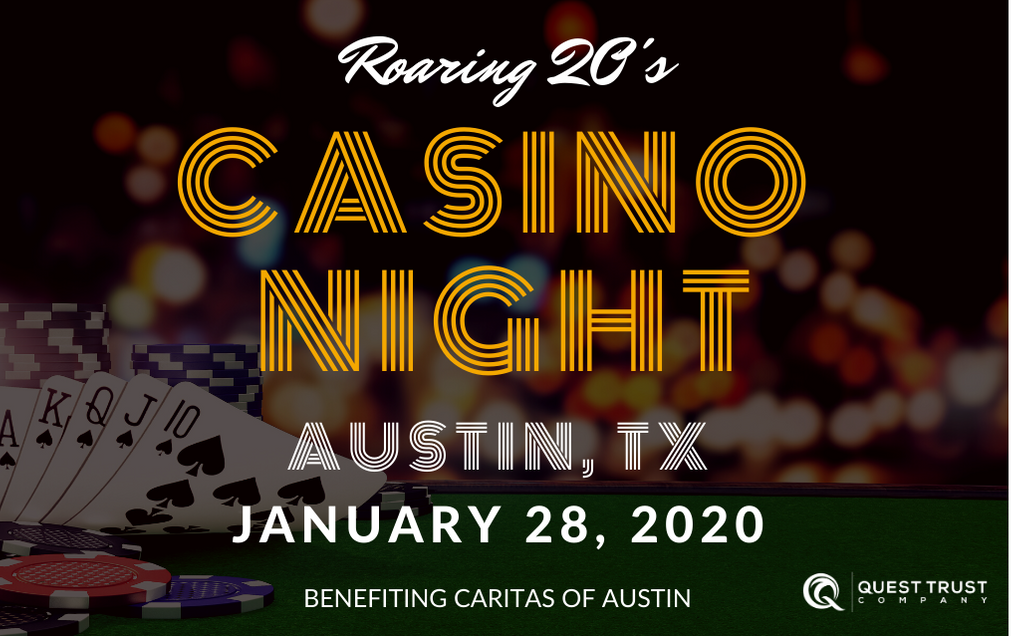 Casino Night | Austin, TX