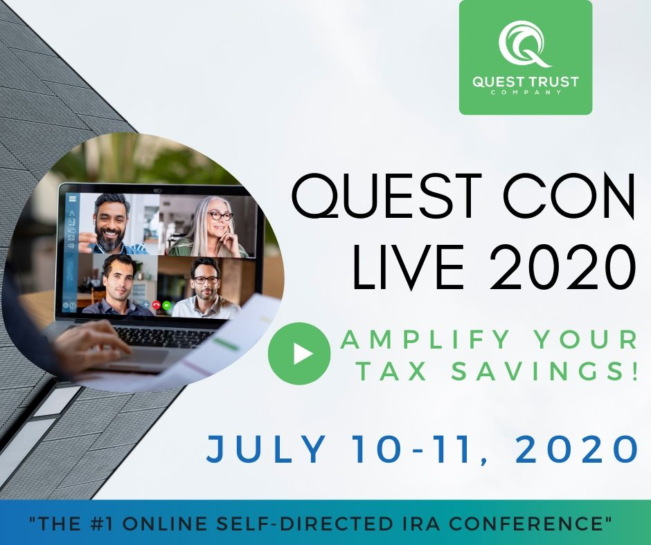 Quest Con LIVE 2020 | Online