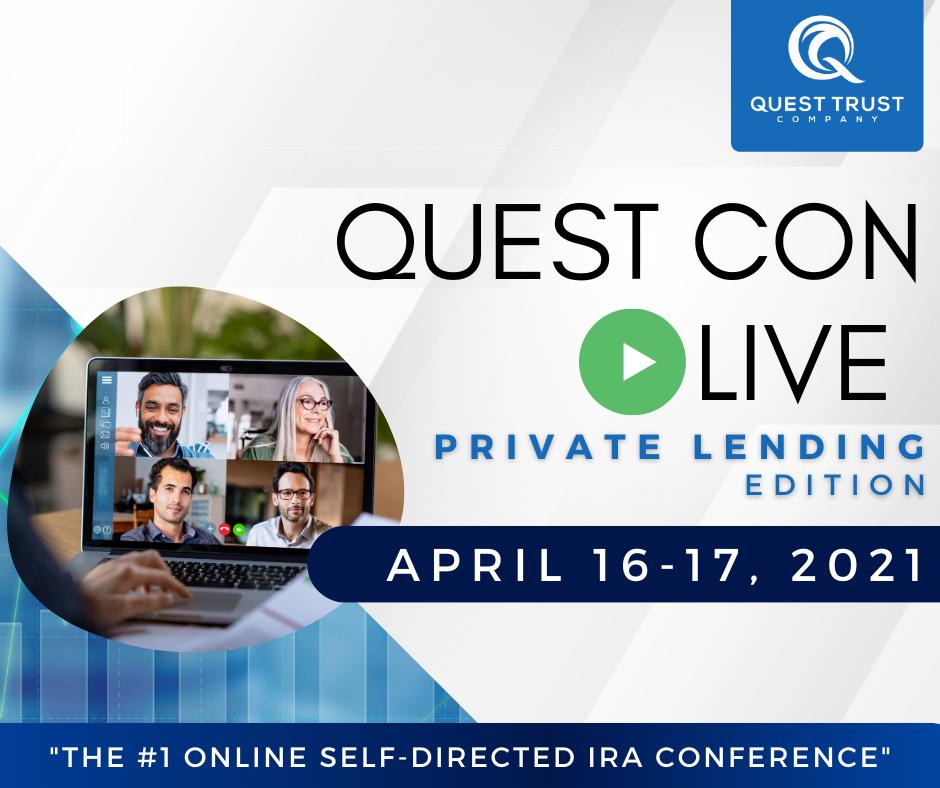 Quest Con Live: Private Lending Edition
