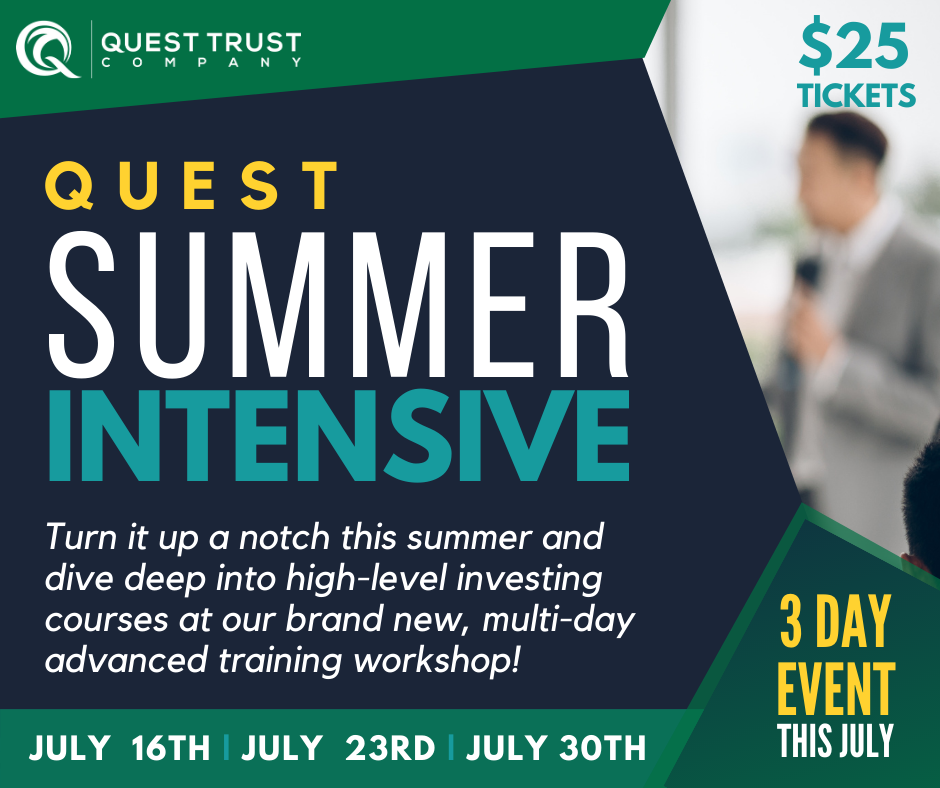 Quest Summer Intensive