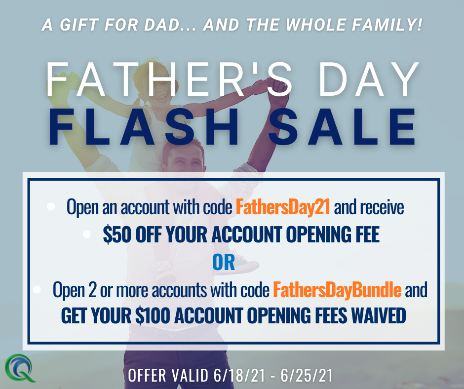 A gift for dad… and the whole family!