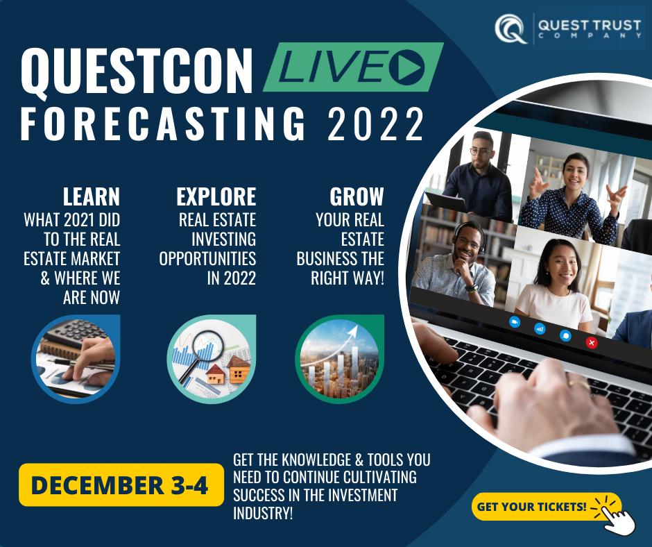 Quest Con Live: Forecasting 2022